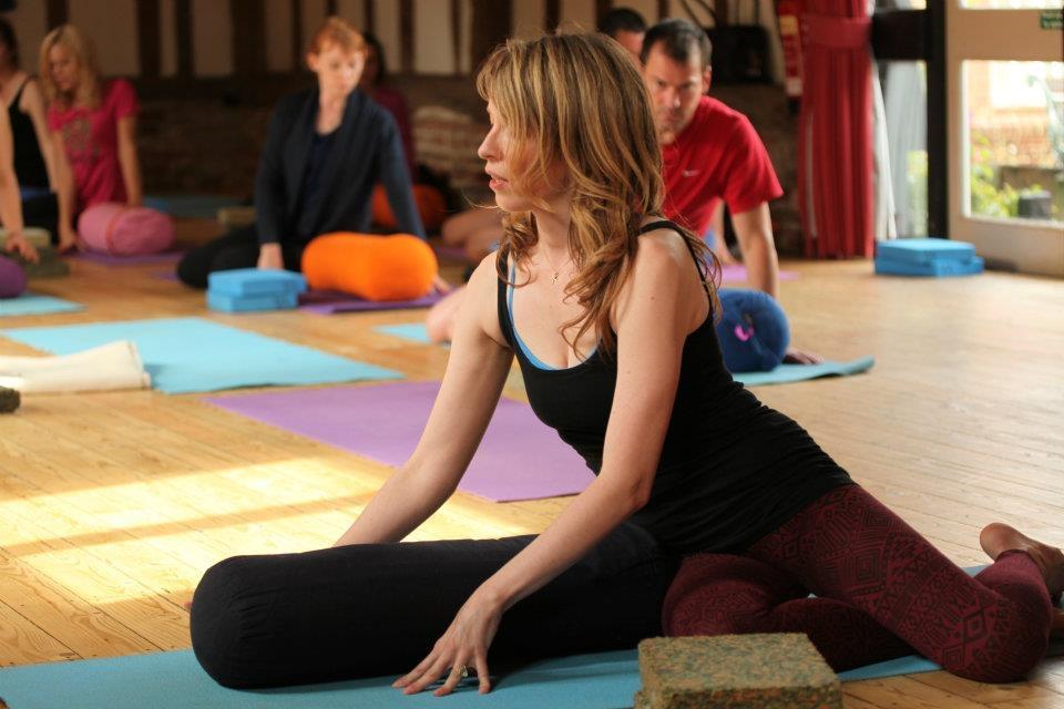 Ruth McNeil Yoga Weybridge